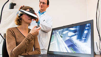 Realidad virtual en Medicina.