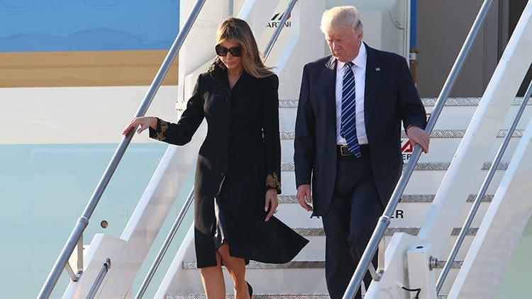 Melania Trump rechaza la política migratoria del gobierno de EEUU