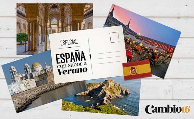Especial | ¡España, con sabor a Verano!