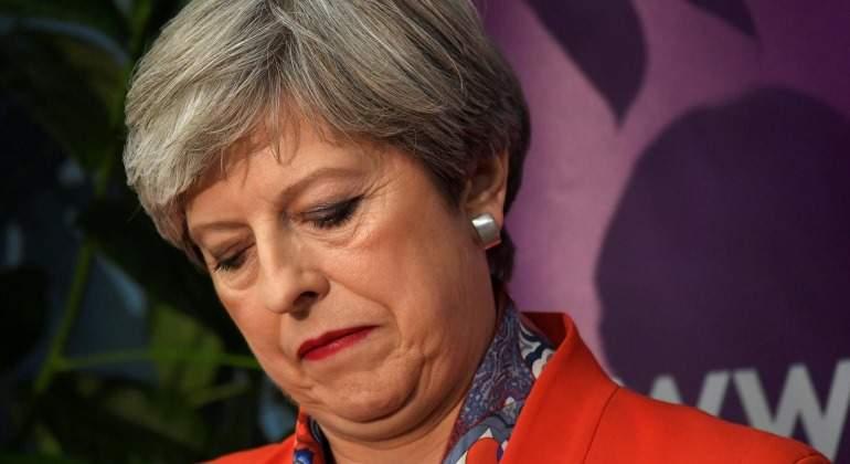 La crisis del Brexit pone a tambalear a Theresa May