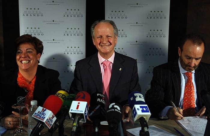 El expresidente del Parlamento Vasco Juan María Atutxa. FOTO: Reuters