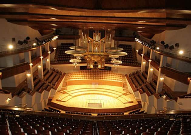 Auditorio Nacional.