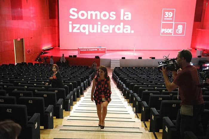 39 Congreso del PSOE. FOTO: Flickr PSOE