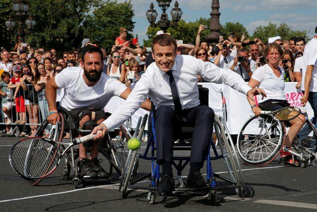 Emmanuel Macron, el garante de mantener vivo el acuerdo de París