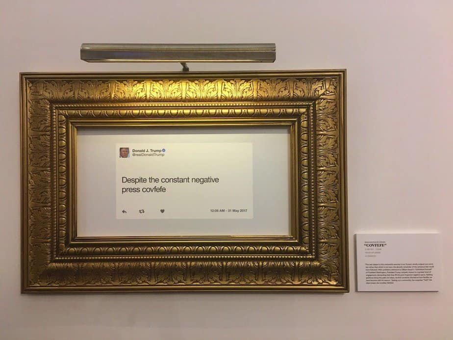 Museo satírico dedicado a Donald Trump en Nueva York
