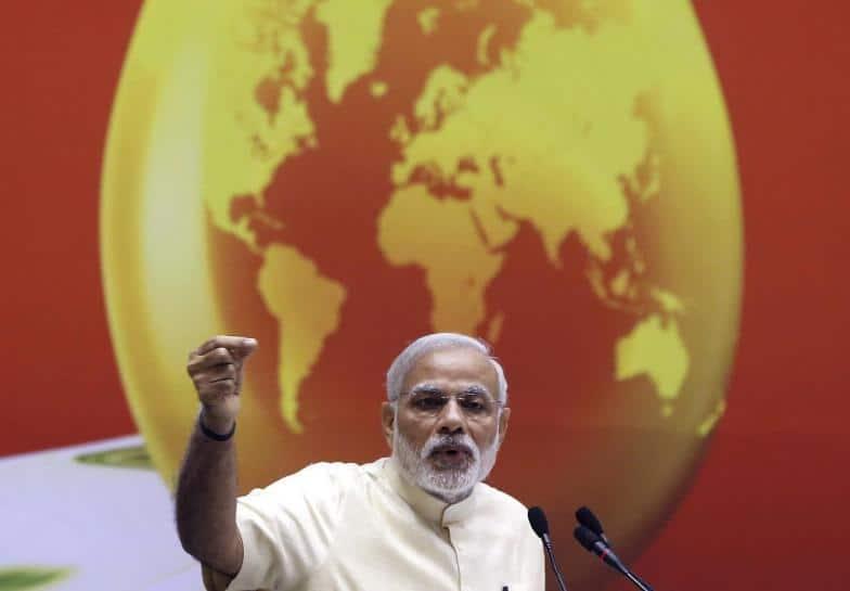 Narendra Modi, ¿el nuevo superhéroe climático global?