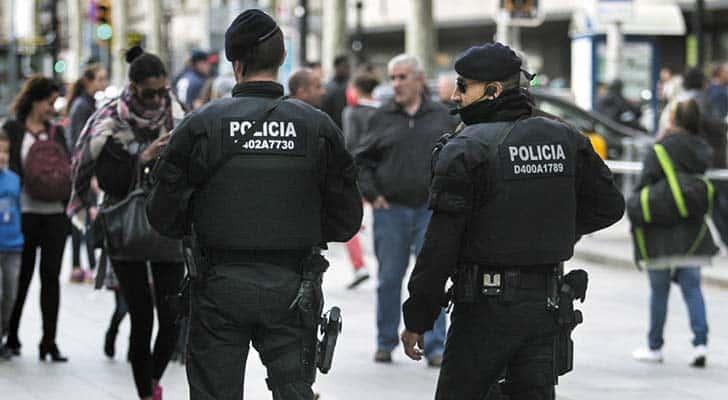 Policia en Alerta