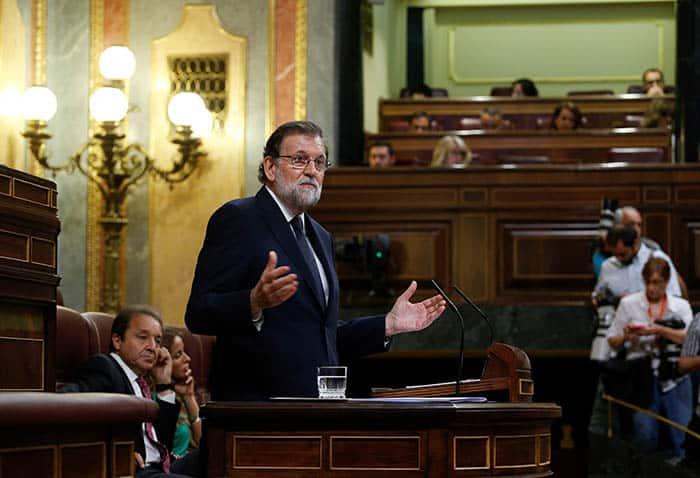 Rajoy dará explicaciones por Gürtel en el Congreso.