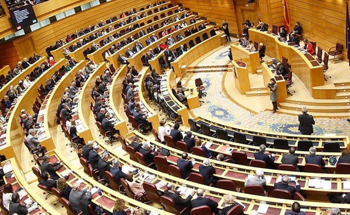 El Senado aprueba los Presupuestos de 2018