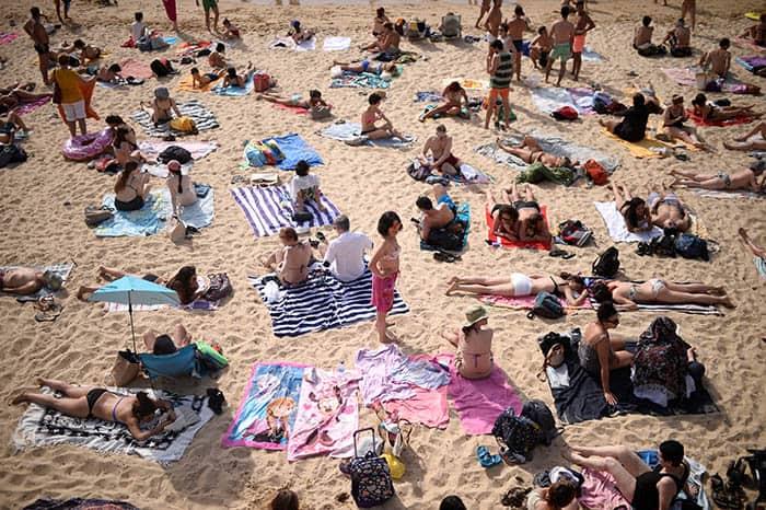 Turismo en España. FOTO: Reuters