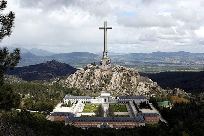 Valle de los Caídos. FOTO: Reuters