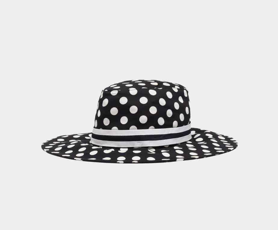 Lujo Patrón De Tejer Sombrero De Ala Friso - Coser Ideas Para Vender ...