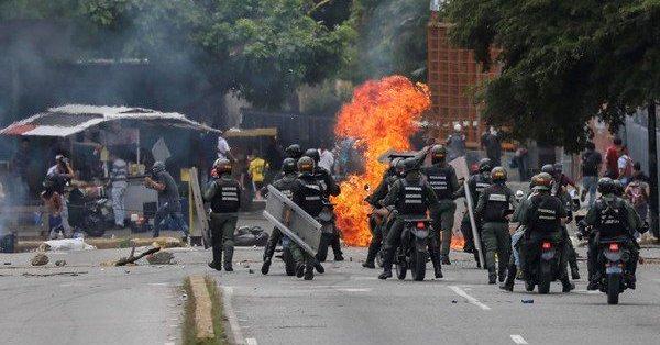 Muerte de un joven de 23 años eleva a 3 los muertos en la huelga en Venezuela
