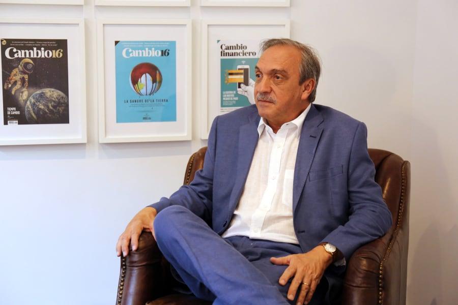 Luis Alfredo Ramos. FOTO: Benito Guerrero