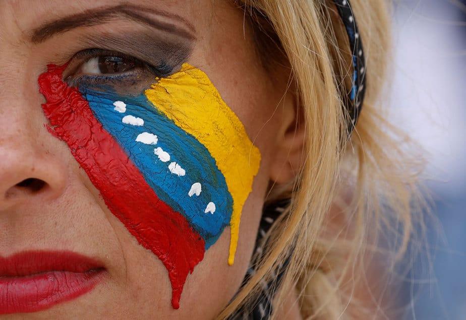 Protesta en apoyo a la Fiscal General de Venezuela en Caracas (01/07/17) Reuters