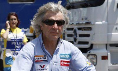 El exmotociclista español Ángel Nieto, 13 veces campeón del mundo
