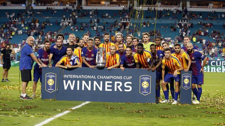 FC Barcelona- Miami