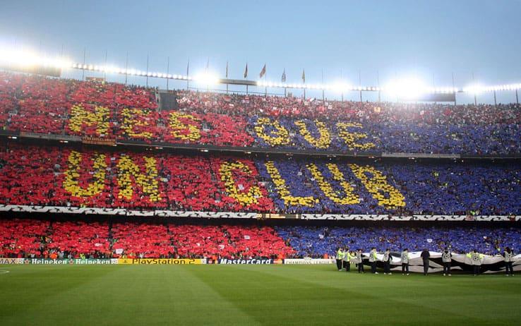 FC Barcelona- Camp Nou