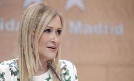 """Últimas noticias en España: Cifuentes: Gobernaré """"hasta el último día"""""""