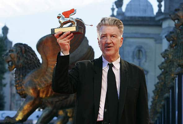 El director de cine David Lynch. FOTO: Reuters