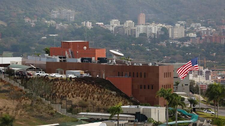 Embajada de EEUU en Venezuela