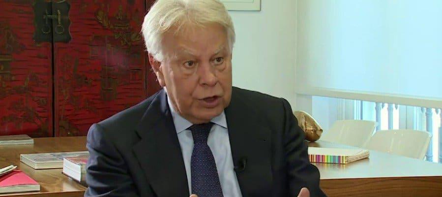 Felipe González vislumbra tres escenarios para la crisis en Venezuela