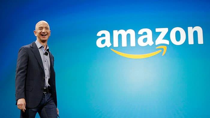 Jeff Bezos se convierte en el hombre más rico del mundo