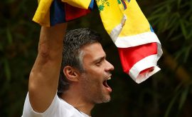 Leopoldo López, cuatro años preso pero libre