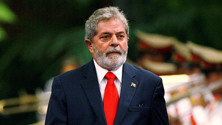 Lula no podrá salir de Brasil...y la cosa se le complica
