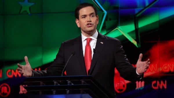 Marco Rubio hizo un llamamiento a los militares venezolanos