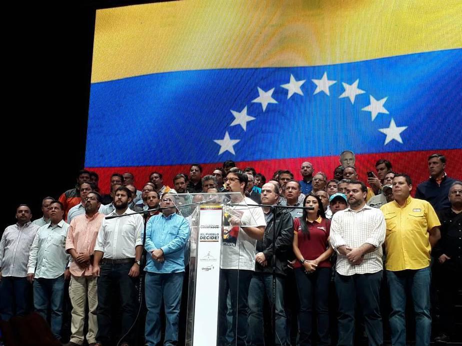 La oposición en Venezuela marchará este viernes