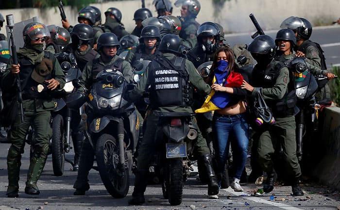 Protestas en Venezuela - Tortura