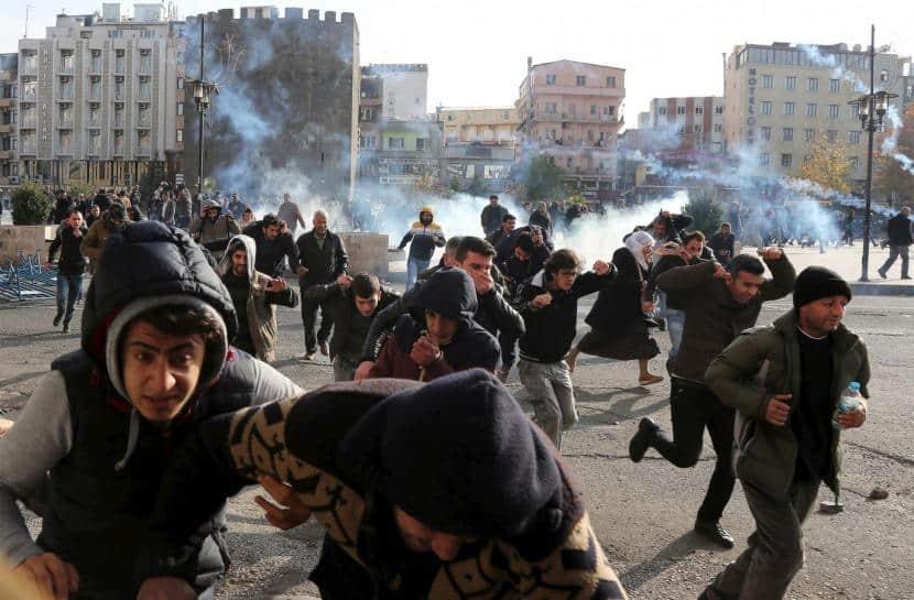 Protestas en Turquía (Reuters)