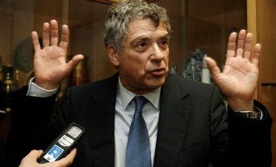 El presidente de la Federación Española de Fútbol, Ángel María Villar. FOTO: Reuters