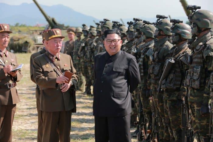 Corea del Norte lanzó tres misiles de corto alcance mientras EE.UU. y Corea del Sur realizan ejercicios militares