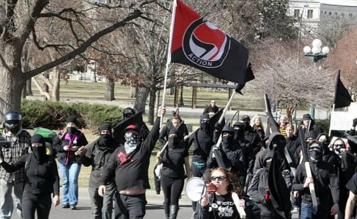 Antifa en EEUU