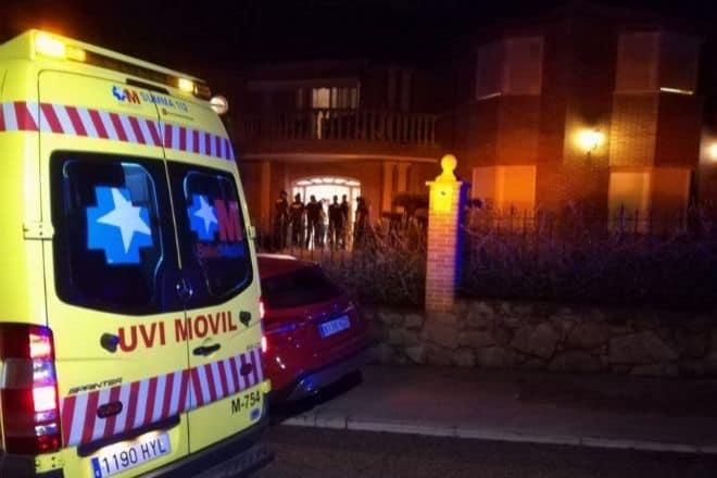 Chino El hijo del empresario chino asesinado en el asalto a su chalé se partió los brazos al huir por la ventana