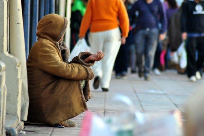 Es la ciudad con la mayor tasa de pobreza de España, un 35,6 por ciento, y la segunda renta mínima de inserción (RMI)