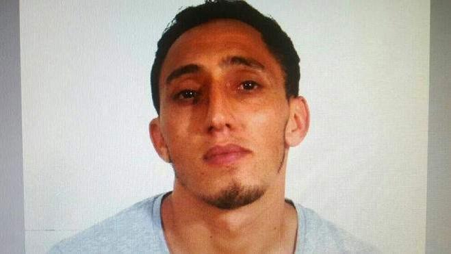 El detenido Driss Oukabir.