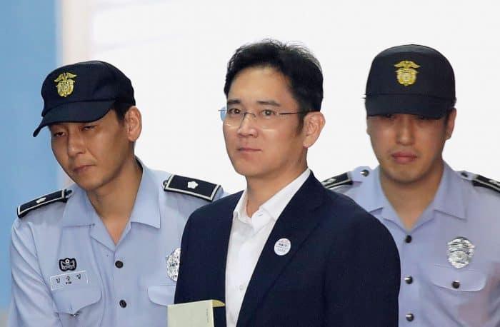 El heredero de Samsung entregó sobornos a la expresidenta surcoreana Park Geun-hye con la expectativa de obtener favores del Gobierno en su consolidación como líder del grupo