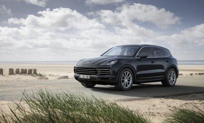 Cayenne El Consejero Delegado de Porsche, Oliver Blume, presenta la nueva generación de este SUV