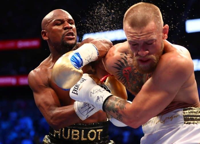 Pelea Se cumplió el pronóstico: Floyd Mayweather Jr. ganó la 'pelea del siglo' a Conor McGregor