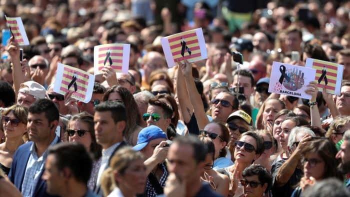 La manifestación tendrá el lema unitario No tengo miedo