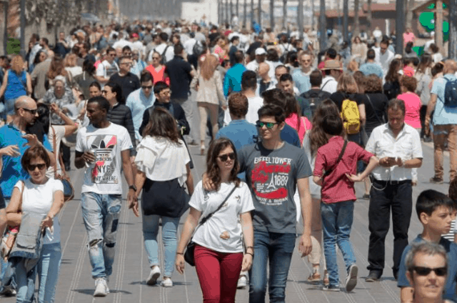 INE confirma aceleración del PIB en el segundo trimestre