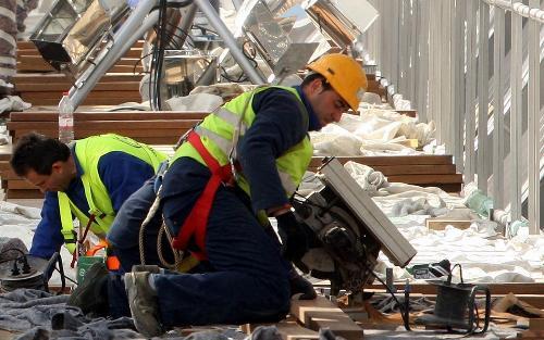 La jornada laboral crece un 4,5% durante el primer trimestre del año