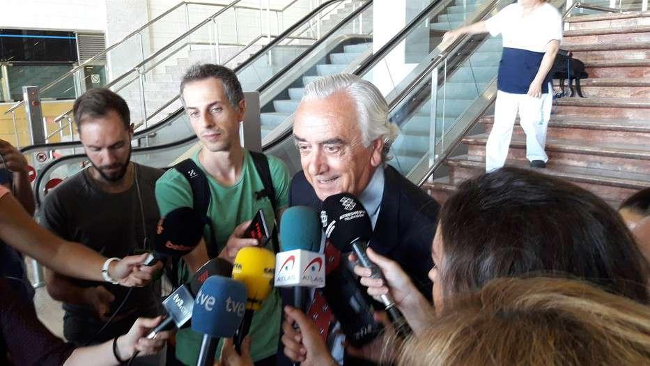 Marcos Peña, árbitro del laudo en el conflicto en El Prat