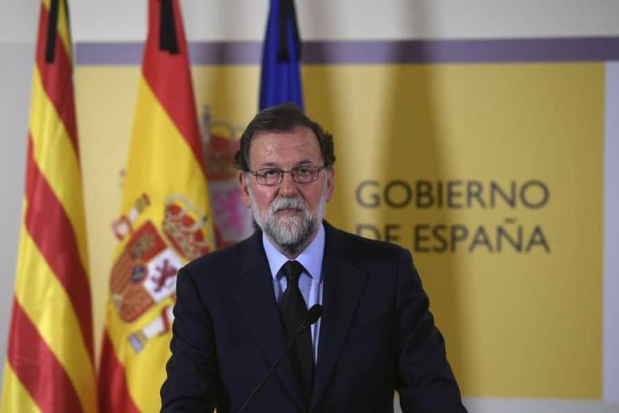 Presidente del Gobierno, Mariano Rajoy.