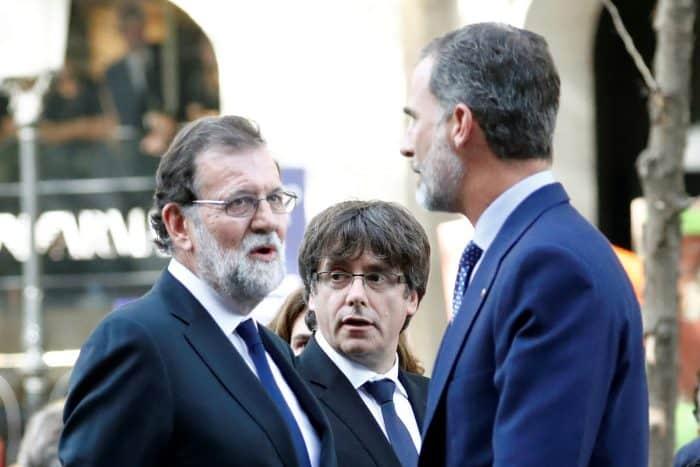El autogobierno catalán se demostró tras los atentados de Cataluña.