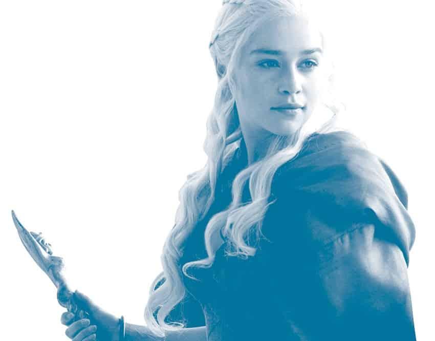 Robb Stark y Daenerys Targaryen, los personajes preferidos de Juego de Tronos