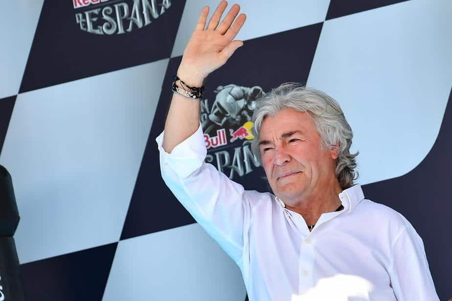 Ángel Nieto, leyenda del motociclismo en España
